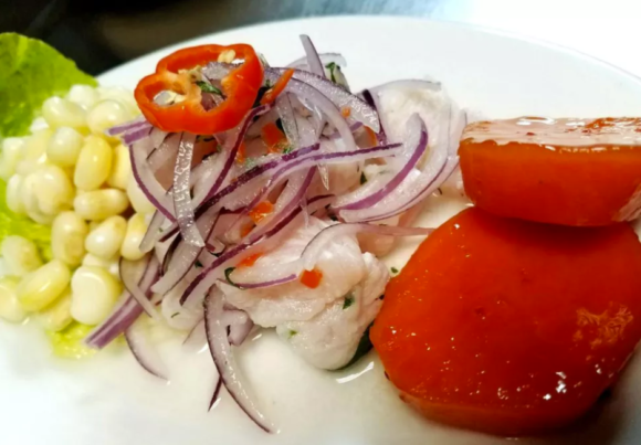 Lima Taverna is all about Peruvian cuisine